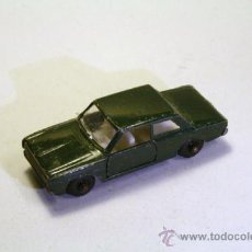Coches a escala: BEST BOX. FORD TAUNUS 17M.ESCALA APROX.1/60. Lote 36732536