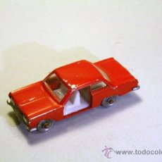 Coches a escala: BEST BOX. OPEL REKORD. ESCALA APROX. 1/60. . Lote 36738637
