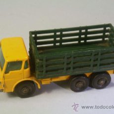Coches a escala: MATCHBOX. #4 STAKE TRUCK. AÑOS 60. Lote 36934929