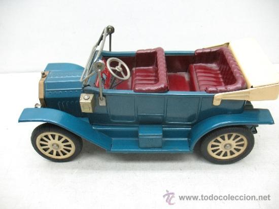 Coches a escala: Bandai - Posible coche de época descapotable - Foto 4 - 37100554