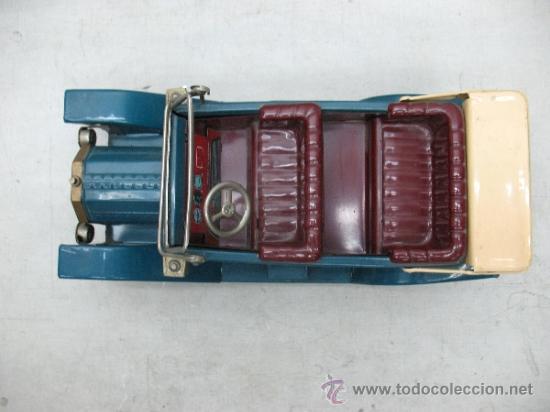 Coches a escala: Bandai - Posible coche de época descapotable - Foto 2 - 37100554