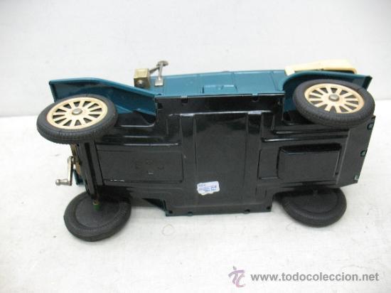 Coches a escala: Bandai - Posible coche de época descapotable - Foto 5 - 37100554