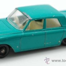 Coches a escala: FORD ZEPHYR Nº 33 LESNEY MADE IN ENGLAND . Lote 37550123
