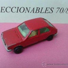 Coches a escala: TALBOT HORIZON DE GUISVAL ORIGINAL AÑOS 70/80 COLOR ROJO. Lote 37804205
