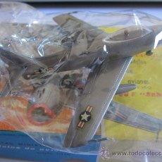 Coches a escala: EKO AVION F-86F SABRE, ESCALA 1:150, PLATEADO. Lote 38033648