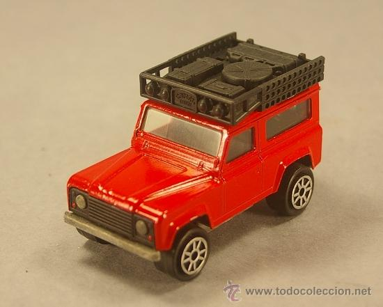 land rover corto 4x4 majorette 266 made in comprar coches en miniatura a otras escalas en. Black Bedroom Furniture Sets. Home Design Ideas