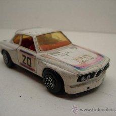 Coches a escala: COCHE METALICO BMW 3,3 CSL GUISVAL AÑOS 70-80 ESC. 1/37. Lote 38981261