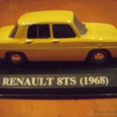 Coches a escala: RENAULT 8TS (1968). Lote 39315471
