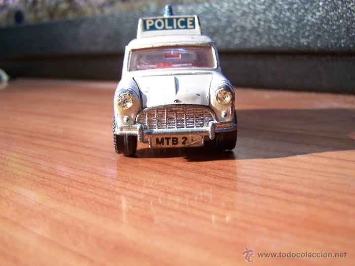Coches a escala: Dinky Toys Police Mini Cooper - Foto 3 - 39352469