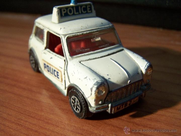 Coches a escala: Dinky Toys Police Mini Cooper - Foto 2 - 39352469