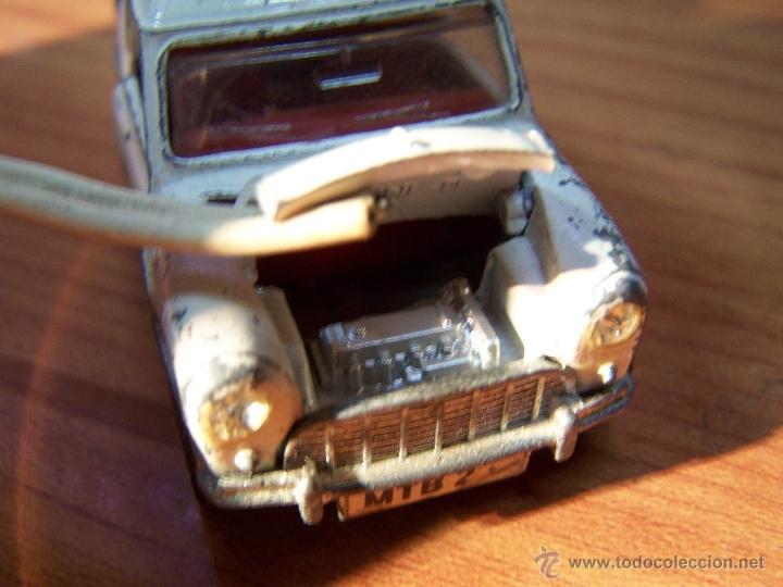 Coches a escala: Dinky Toys Police Mini Cooper - Foto 4 - 39352469