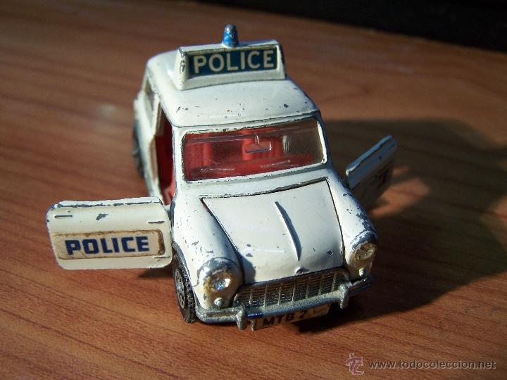 Coches a escala: Dinky Toys Police Mini Cooper - Foto 5 - 39352469
