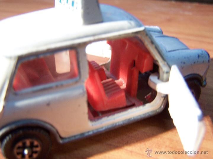 Coches a escala: Dinky Toys Police Mini Cooper - Foto 6 - 39352469