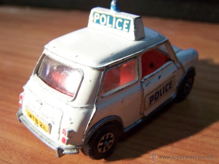 Coches a escala: Dinky Toys Police Mini Cooper - Foto 7 - 39352469