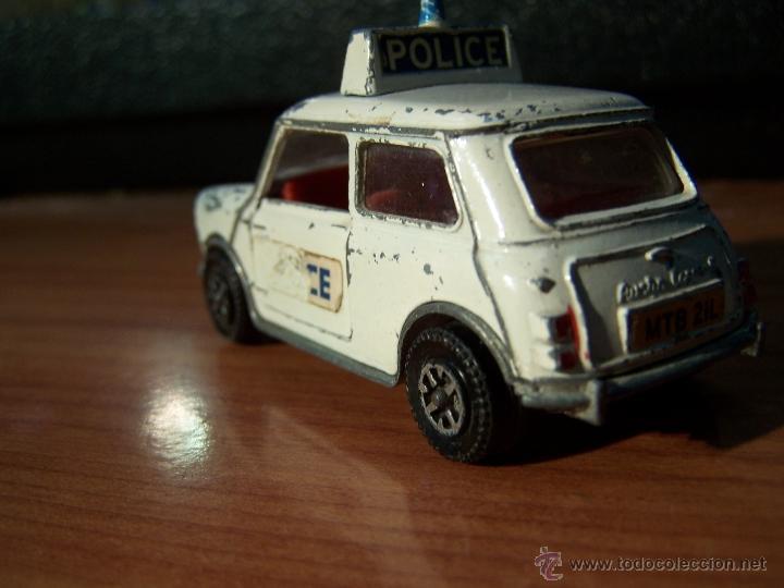 Coches a escala: Dinky Toys Police Mini Cooper - Foto 9 - 39352469