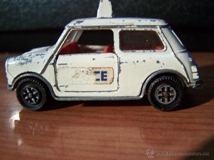 Coches a escala: Dinky Toys Police Mini Cooper - Foto 10 - 39352469