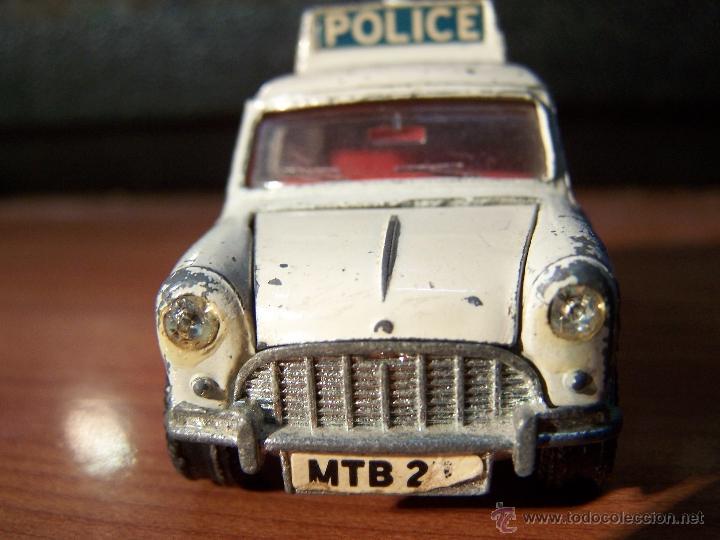 Coches a escala: Dinky Toys Police Mini Cooper - Foto 11 - 39352469