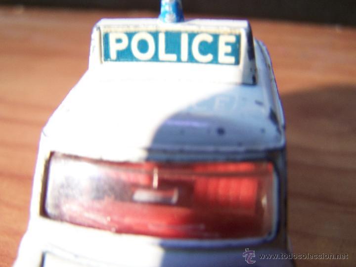 Coches a escala: Dinky Toys Police Mini Cooper - Foto 12 - 39352469