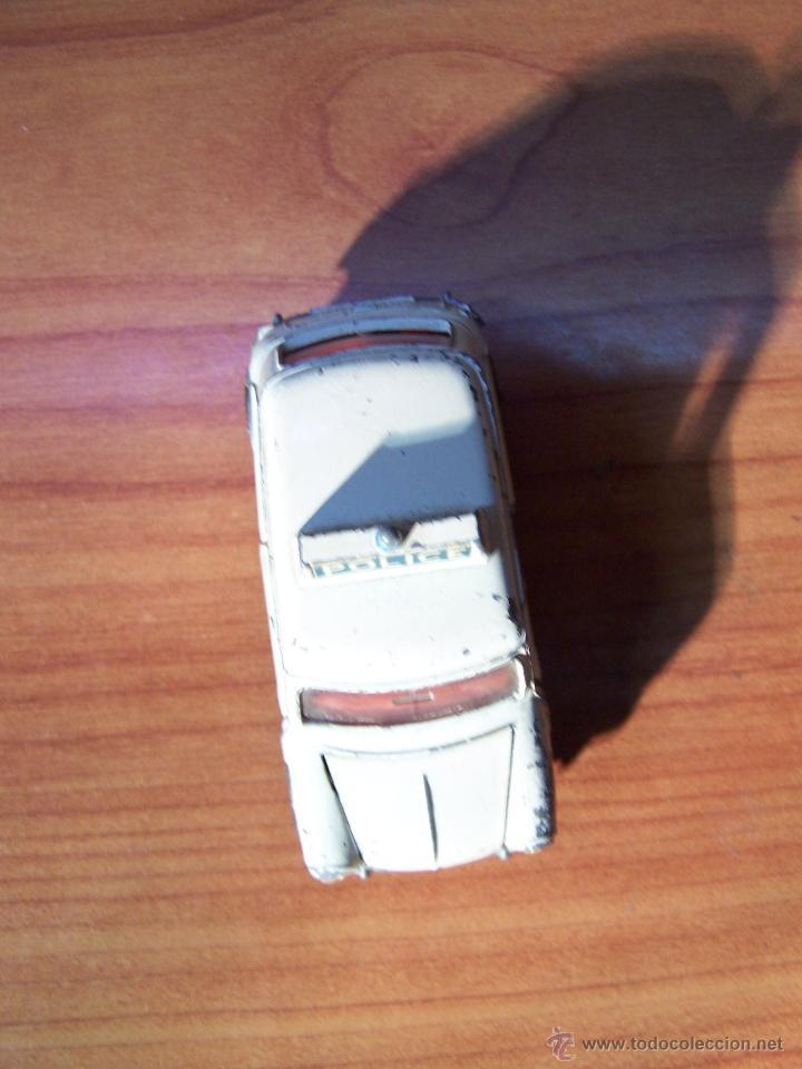 Coches a escala: Dinky Toys Police Mini Cooper - Foto 13 - 39352469