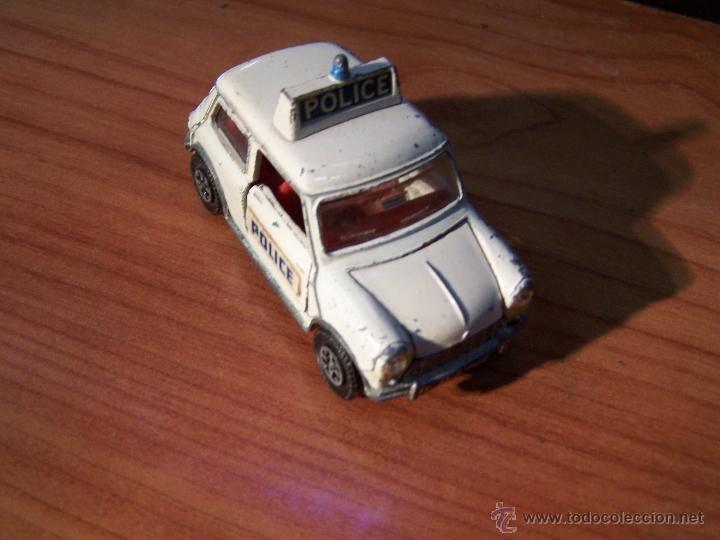 Coches a escala: Dinky Toys Police Mini Cooper - Foto 14 - 39352469