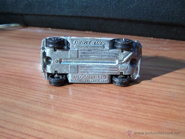 Coches a escala: Dinky Toys Police Mini Cooper - Foto 15 - 39352469