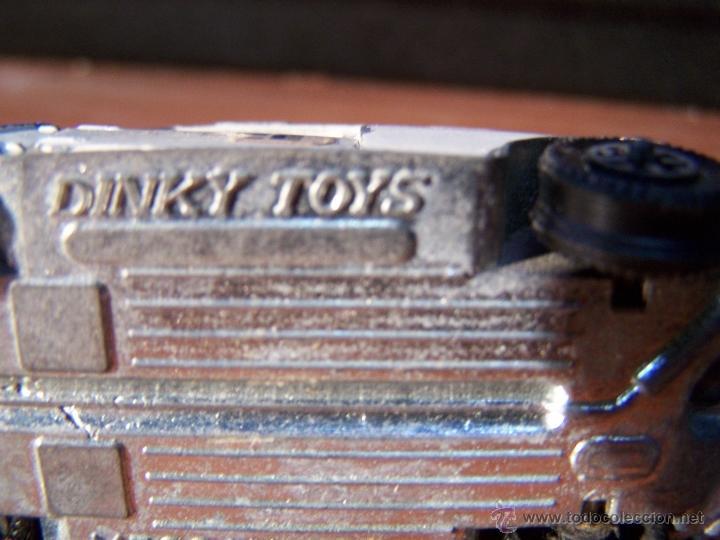 Coches a escala: Dinky Toys Police Mini Cooper - Foto 17 - 39352469