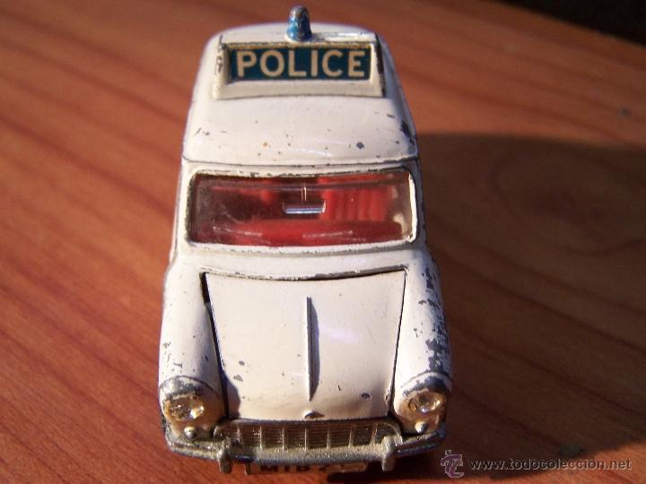 DINKY TOYS POLICE MINI COOPER (Juguetes - Coches a Escala Otras Escalas )