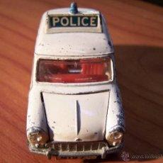 Coches a escala: DINKY TOYS POLICE MINI COOPER. Lote 39352469