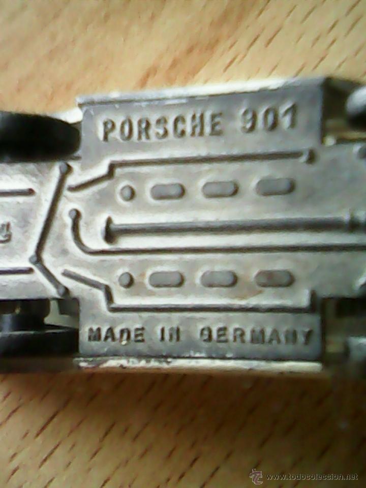 Coches a escala: COCHE ANTIGUO POLIZE,MARCA PORSCHE,901,V234.V235.MADE IN GERMANY - Foto 3 - 39743588