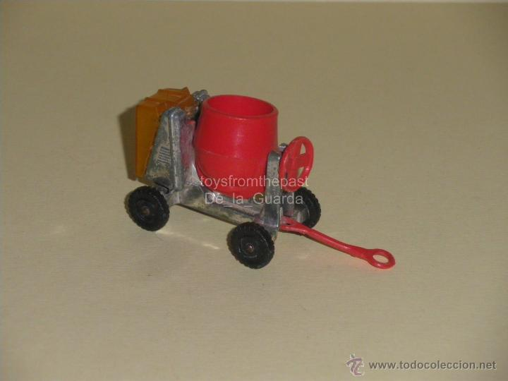 Coches a escala: RESERVADO - CORGI JUNIORS – CEMENT MIXER TRAILER (Nr. E20) (1976-77) - Foto 1 - 171184580