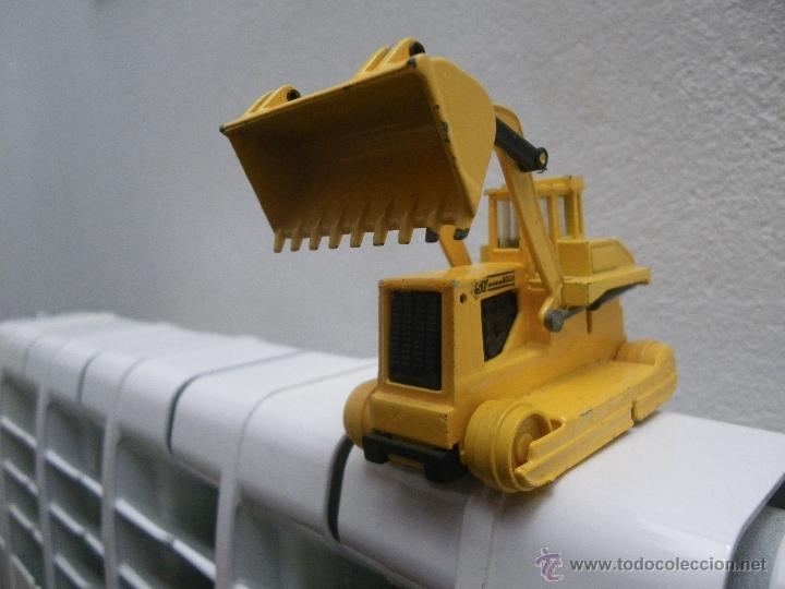 Coches a escala: Guisval Excavadora (sin escala) Sin gomas en las ruedas (10 cm) - Foto 3 - 40835837