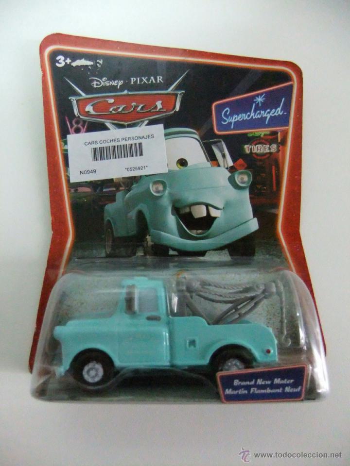 Grua mate super nuevo brand new mater disne comprar - Cars en juguetes ...