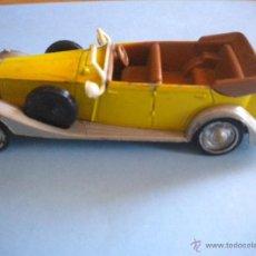 Auto in scala: ANTIGUO COCHE DE METAL ROLLS ROYCE PHANTOM II DE GUISVAL. Lote 41101177