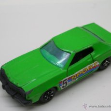 Coches a escala: COCHE METAL GUILOY FORD TORINO 1/64 MADE IN SPAIN. Lote 40672987
