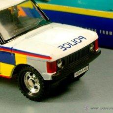 Coches a escala: RANGE ROVER LONDON METROPOLITAN POLICE POLICIA DE LONDRES - ESCALA 1/36 - CORGI - NUEVO EN CAJA. Lote 41393165