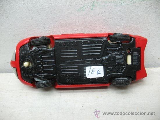 Coches a escala: Joal Miniatura - Coche rojo desplegable - Foto 5 - 41583950