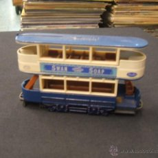 Coches a escala: MATCHBOX - YESTERYEAR - PRESTON TYPE TRAMCAR - MADE IN MACAU - . Lote 41800362