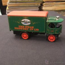 Coches a escala: MATCHBOX - YESTERYEAR - ATKINSON STEAM - MADE IN CHINA - . Lote 41800484