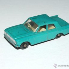Coches a escala: COCHE FORD ZEPHYR Nº 33 MADE IN ENGLAND BY LESNEY. Lote 41894019