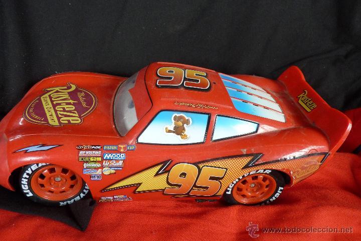 Coches a escala: COCHE DE JUGUETE DE LA PELÍCULA CARS - Foto 5 - 41992208