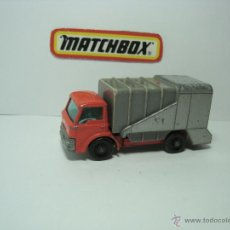Coches a escala: ANTIGUO CAMION FORD REFUSE TRUCK DE MATCHBOX LESNEY SERIES Nº7 1,64. Lote 42160628