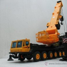 Coches a escala: GRUA DE CONSTRUCCION RHEIN- RUHR. Lote 172229013