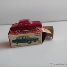 Coches a escala: COCHE ANTIGUO DE MINI CARS ANGUPLAS ESCALA 1/86 FORD FALCON Nº 56. Lote 42905335