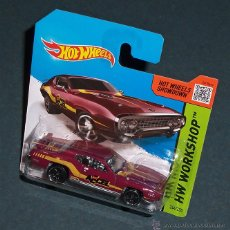 Coches a escala: COCHE '71 PLYMOUTH ROAD RUNNER - HOT WHEELS 1/64. Lote 43371319