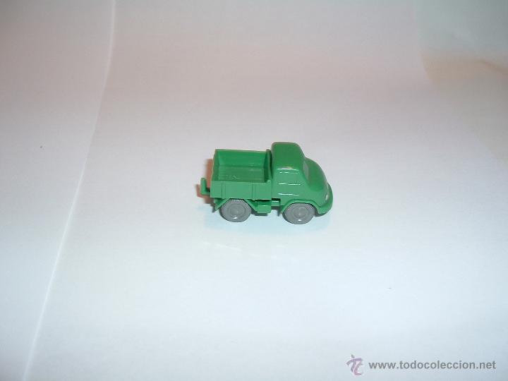 Coches a escala: WIKING ANTIGUO , 1/87, UNIMOG 401, REF. 480/1 - Foto 1 - 43402161