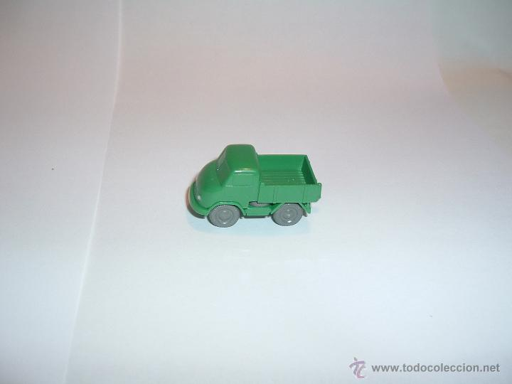 Coches a escala: WIKING ANTIGUO , 1/87, UNIMOG 401, REF. 480/1 - Foto 2 - 43402161