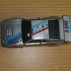 Coches a escala: COCHE MC TOY BMW M1. Lote 43548115