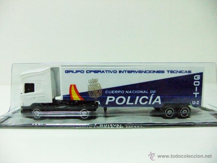 Nacional En Esp Vendido Venta Camión Scania 144l Trailer Policía QeoWCrdxBE