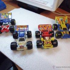 Coches a escala: 4 DRAGSTER CAR -MIRA. Lote 45265910