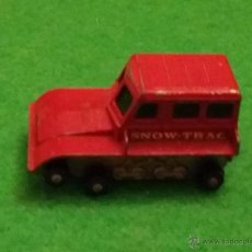 Coches a escala: SNOW TRAC DE LESNEY MATCHBOX NUMERO 35. Lote 45310348
